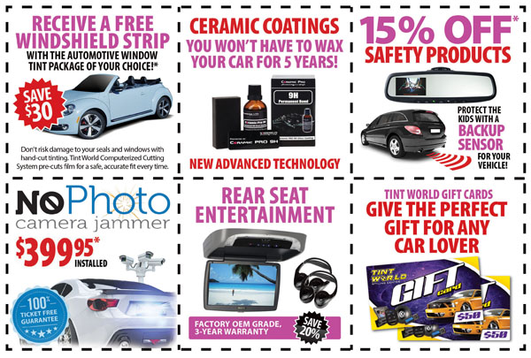 Print Your Tint World Coupons
